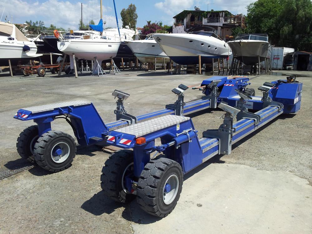 Self propelled transporter