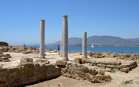 Nora, a Phoenician town