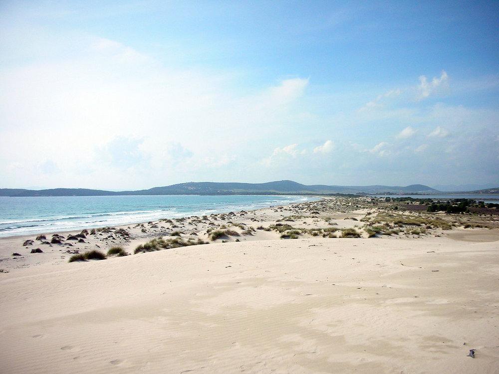 Tariffe 2018 - La spiaggia di Porto Pino (by KS)