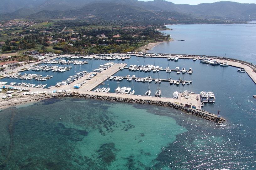 Marina di Capitana - Berth Sardinia, Yachthafen Italy