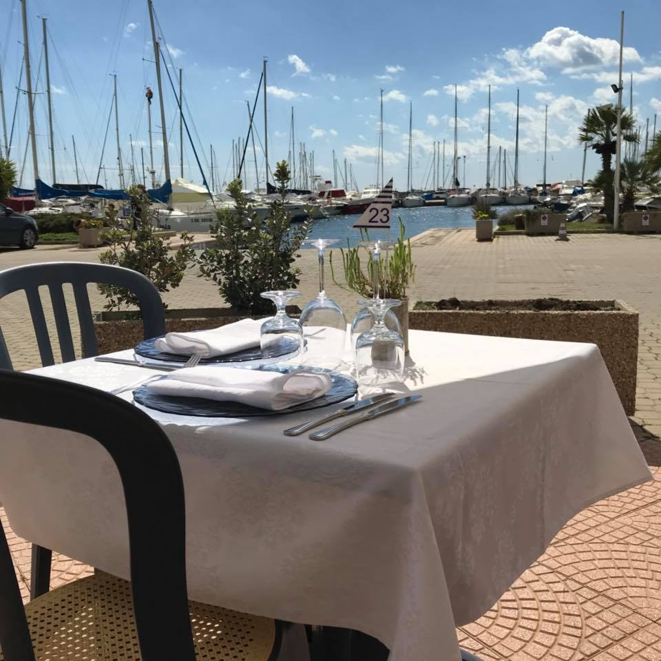 Restaurant at Marina di Capitana - Victory by Lord Nelson
