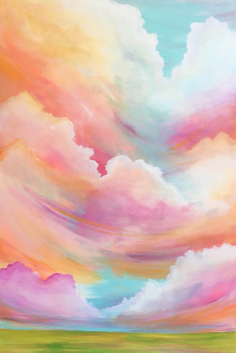 Candy Clouds