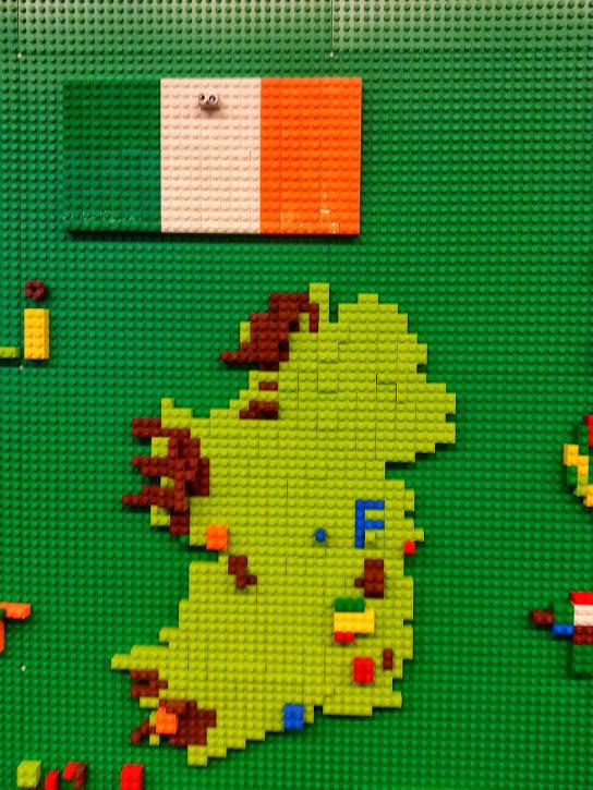 #Iego #Ireland