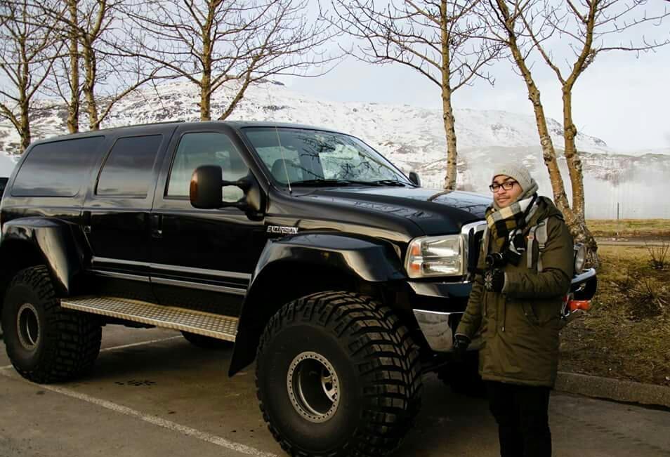 Massive trucks