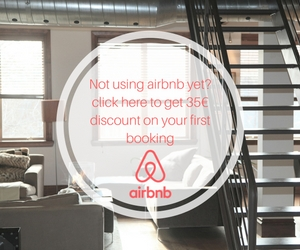 Get 35€ discount on your first airbnb booking!