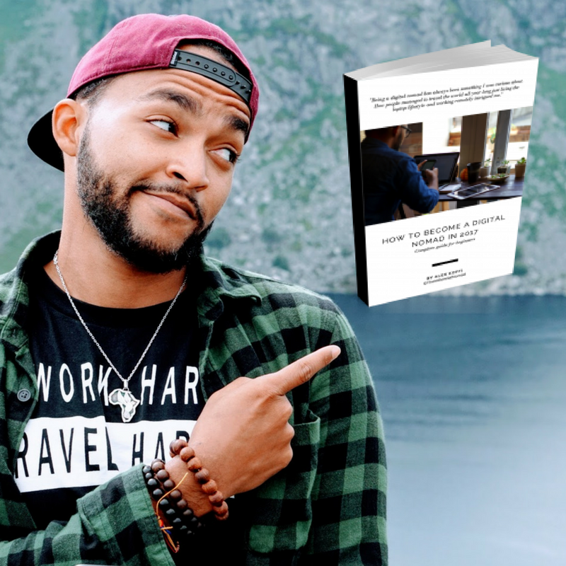Alexandre Kan - Ebook - How to become a digital nomad - Click Here To Download Your FREE Copy