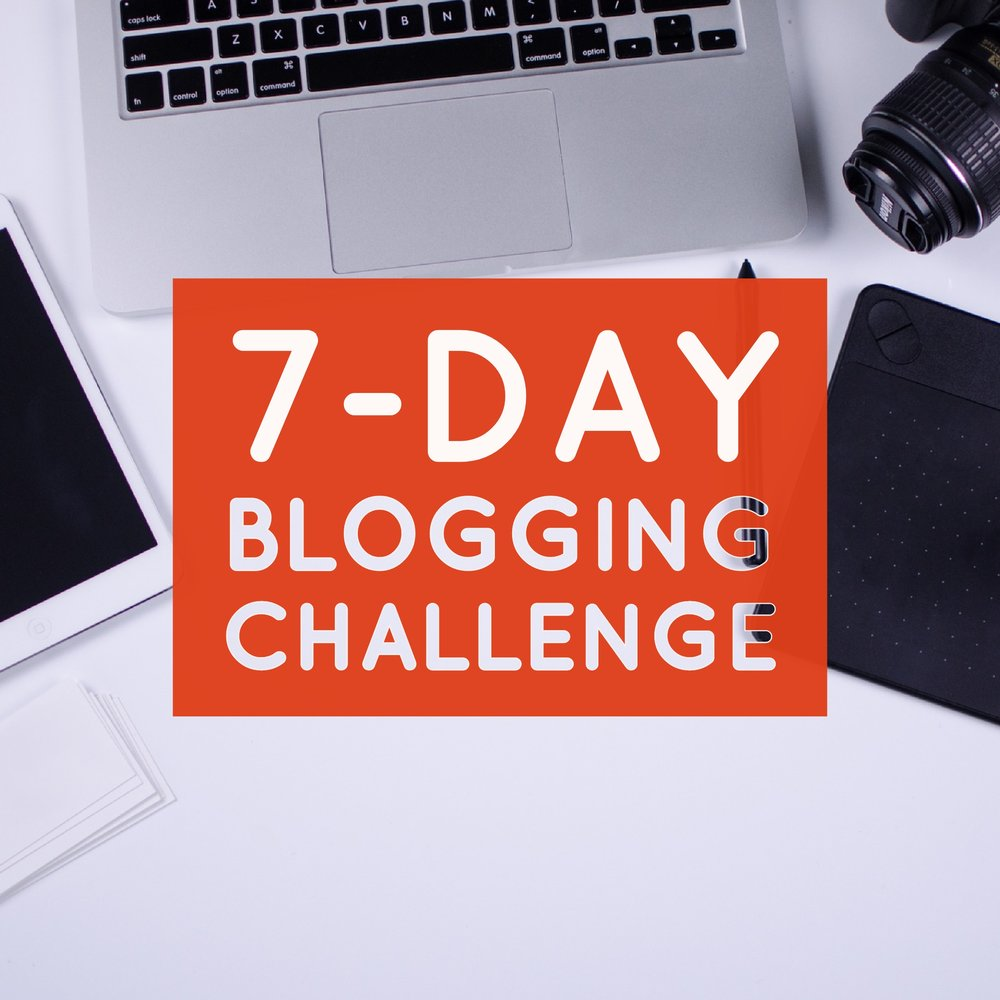 7-Day Blogging Challenge - In this challenge I help you setup your Blog and start monetising it within 7 days. You will receive one lesson every day over the course of 7 days to help you start your blog and start earning a living from it.
