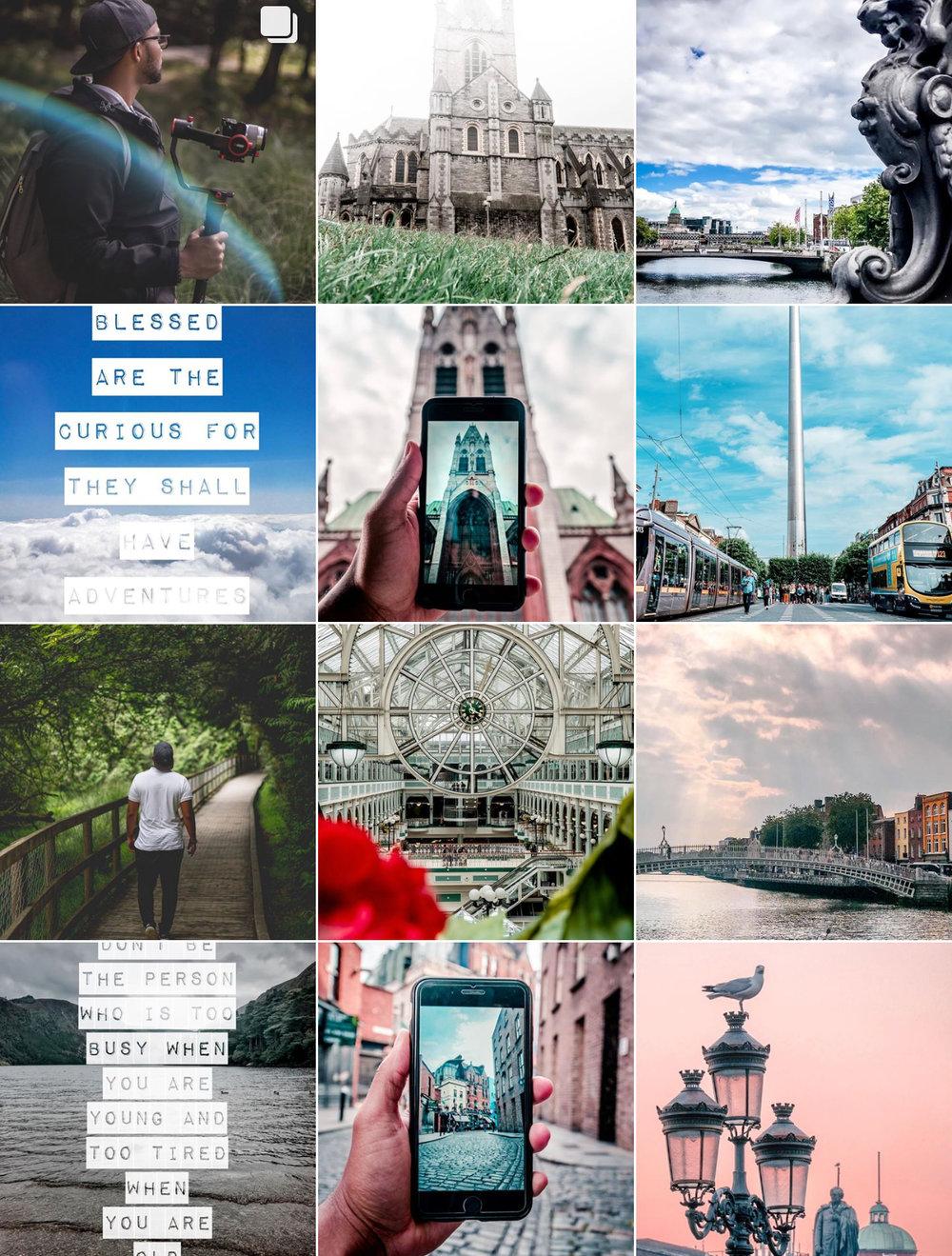 TheMillennialNomad Instagram Account
