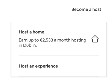 type of hosts on airbnb