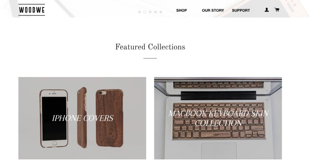 woodwe website