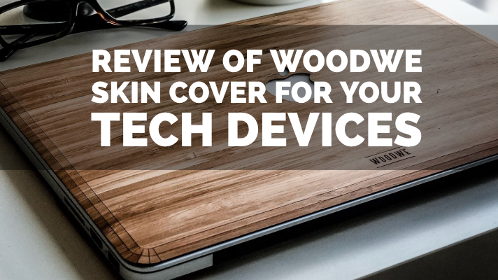 Review of woodwe skin cover for your tech devices