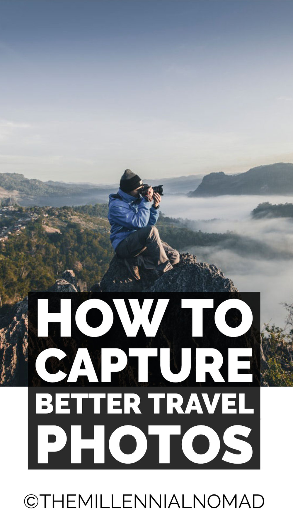 I have been taking photos for as long as I can remember and have been traveling to 40 countries across 5 continents in 3 years since I started my travel blog in 2015. The goal then was just to share my travels with my friends and family and capture memories on the go. I also knew that I needed to take better photos with higher quality to make them stand out and bring my readers with me along my travels. This is when I upgraded to the Sony a5000 camera and since a year now the Sony a6300. In this article I will share with you my best practices when it comes to taking better travel photos on your next holiday destination.
