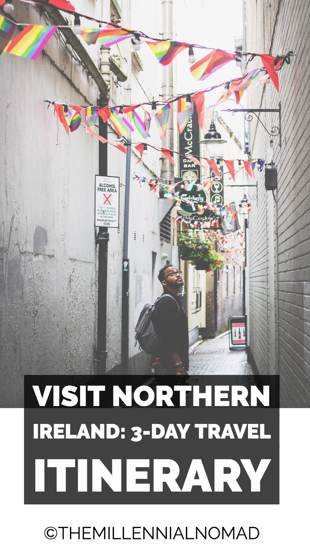 visit northern ireland: 3 day travel itinerary