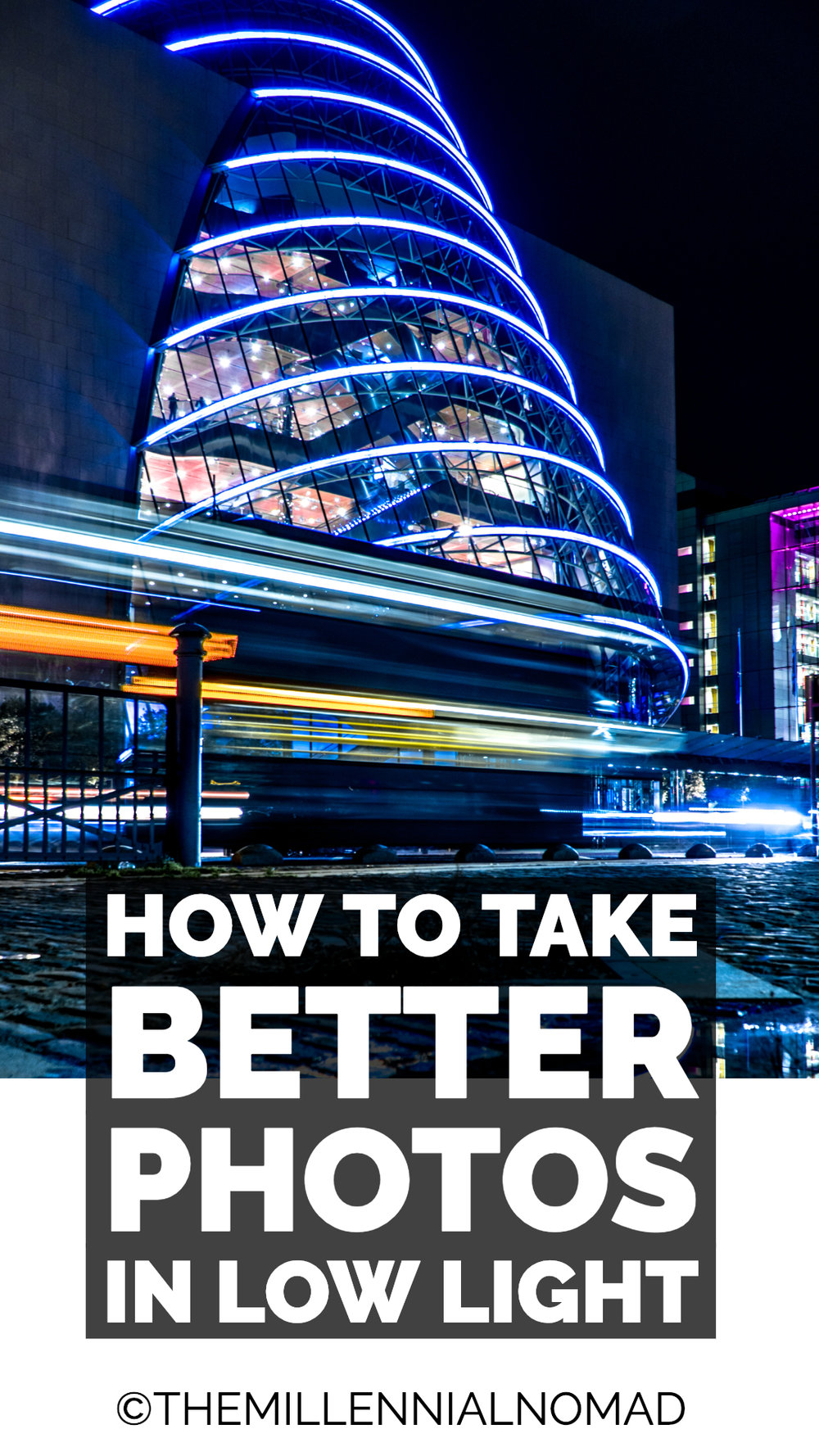 When I started photography I had no idea of how to take photos in low light conditions . For me taking photos at night meant using a flash…yes, I know… rookie mistake. But I had to go through these learning steps  in order to improve my skills. Discover how to take better photos in low light with these 7 tips