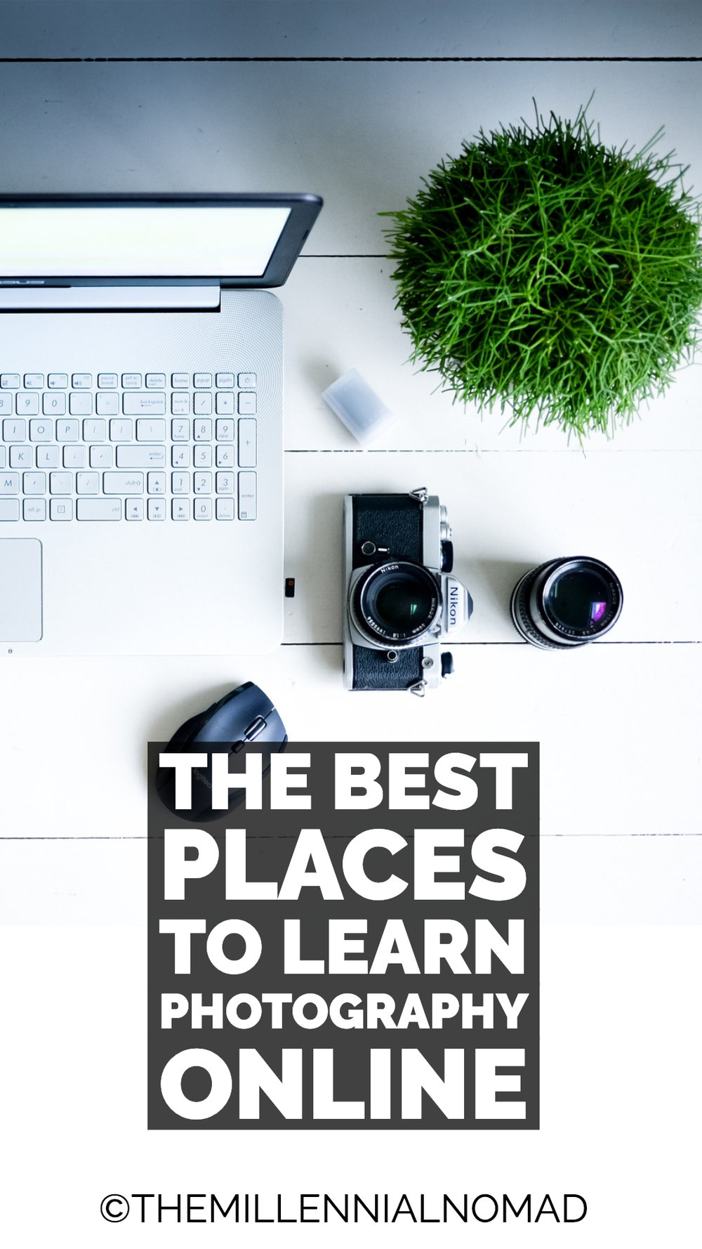 Learning photography by yourself can be complicated. The good news is that there are many resources online that can help you become better at photography very easily. Check out the best places to learn photography online.