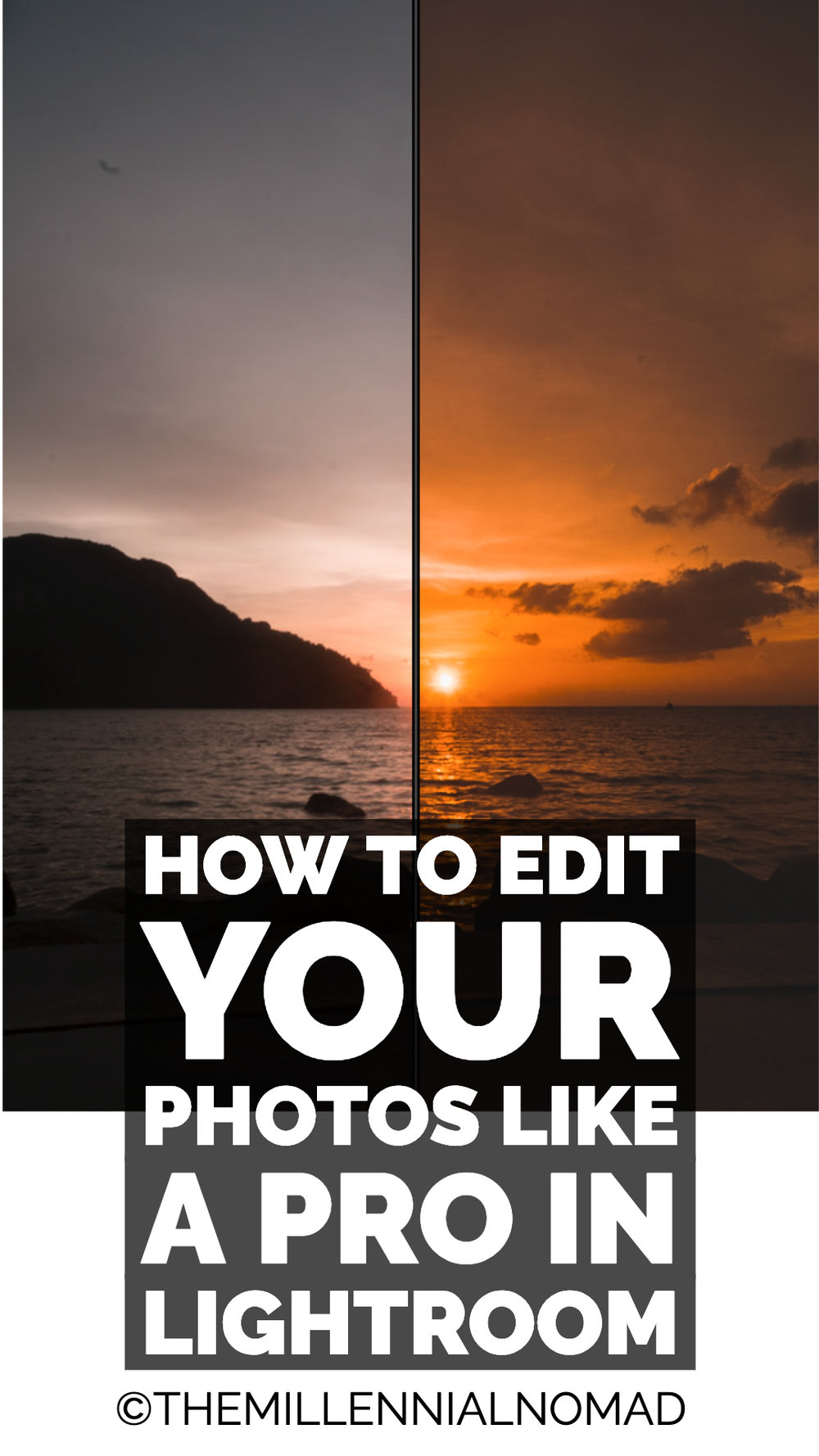 Are you the kind of photographer who can spend hours and hours editing photos of your last holiday or work assignment? I was the same, until I learned these few tricks I am sharing this article to improve my editing workflow and edit way much faster. Check them out.