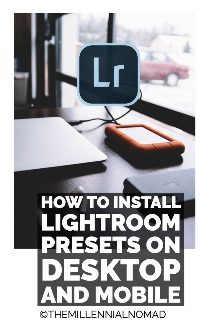 there are two versions of Lightroom, Lightroom classic for desktop and Lightroom CC or Creative Cloud mostly intended for mobile photographers or photographers who need to edit on the go.  When it comes to editing my photos, I like to use presets in order to create a cohesive look on all my photos. Even though applying presets do not always make the final photo, they provide a solid editing ground to apply a mood on your photos before applying the final tweaks.  So how to apply those presets, whether you are using the Desktop or mobile version of Lightroom? This is what I break down in this article.