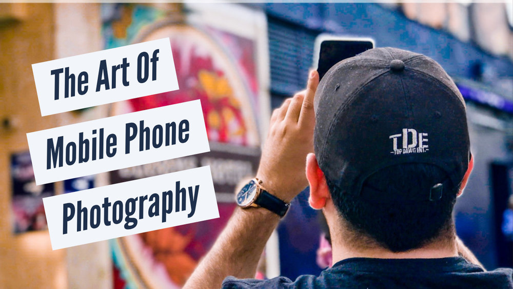 The Art Of Mobile Phone Photography - Alexandre Kan