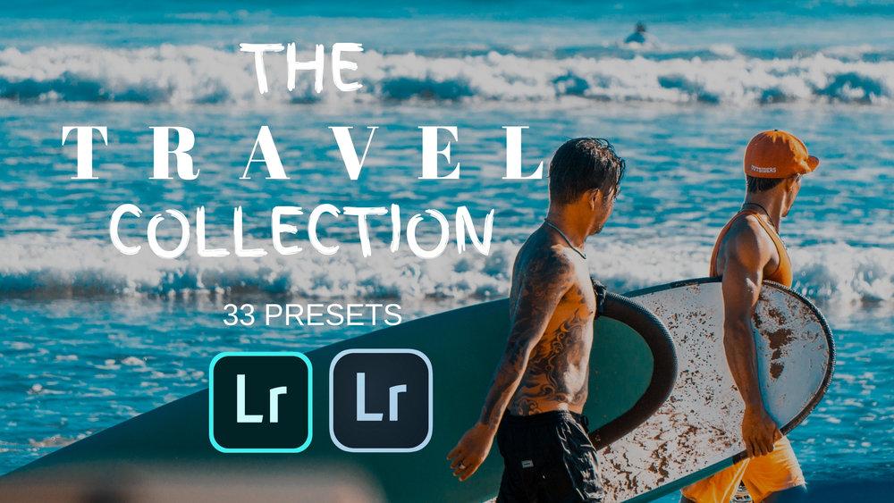 Alexandre Kan - Lightroom Travel Presets 2019