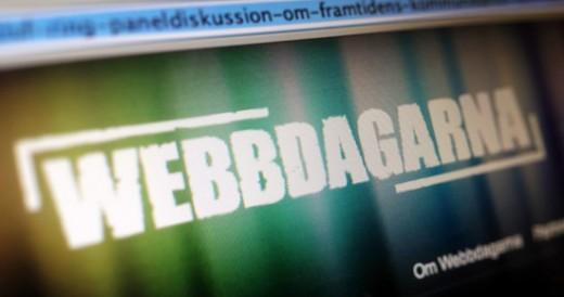 Webbdagarna i Luleå