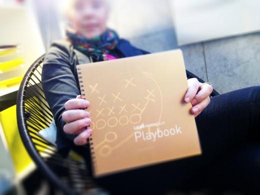 Ella visar Playbook:en