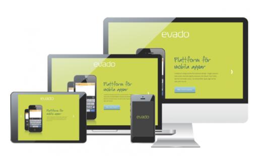 Varumärkesplattform Evado