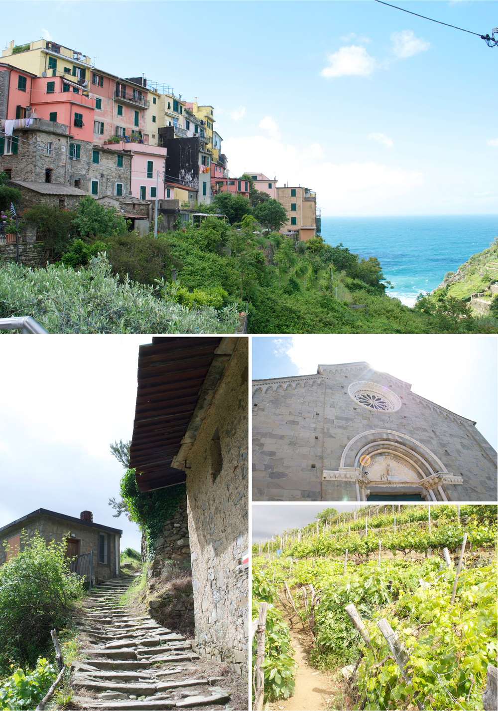 Italy ? Cinque Terre | Sea of Atlas