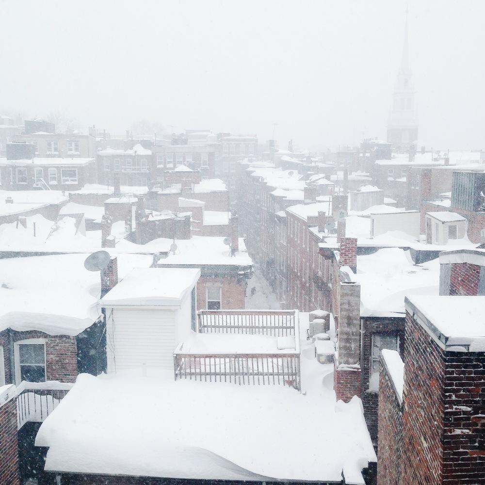 Boston Blizzard Scenes ? January 27th | Sea of Atlas