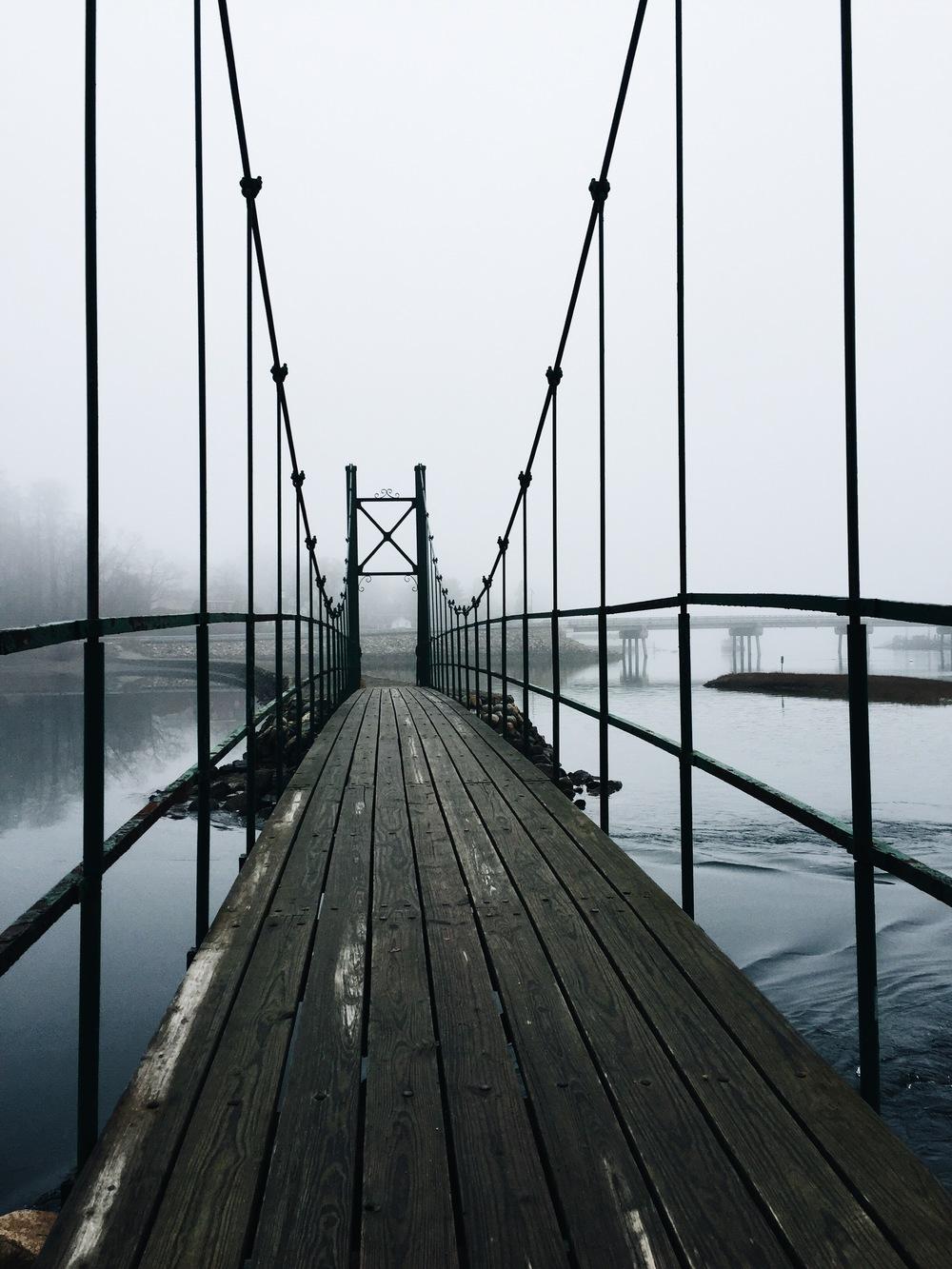 Wiggly Bridge • York, ME