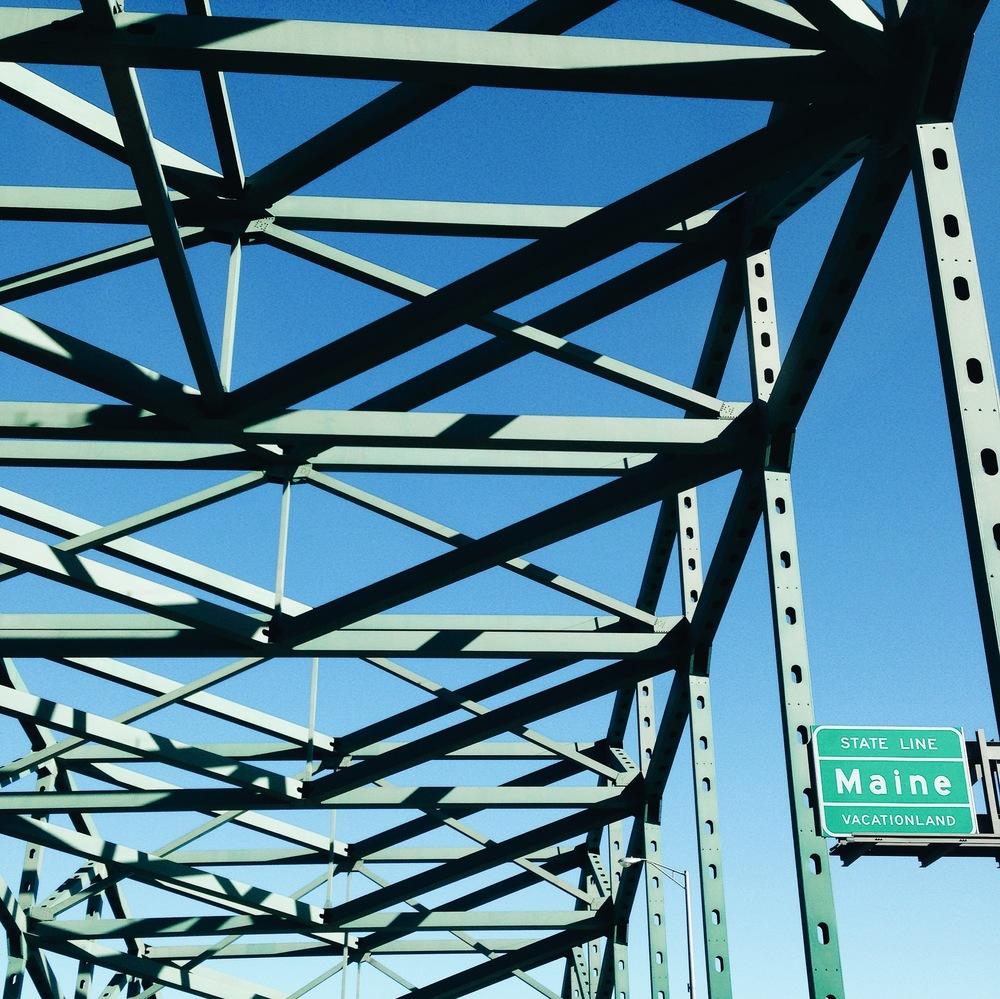 Piscataqua River Bridge • Kittery, ME