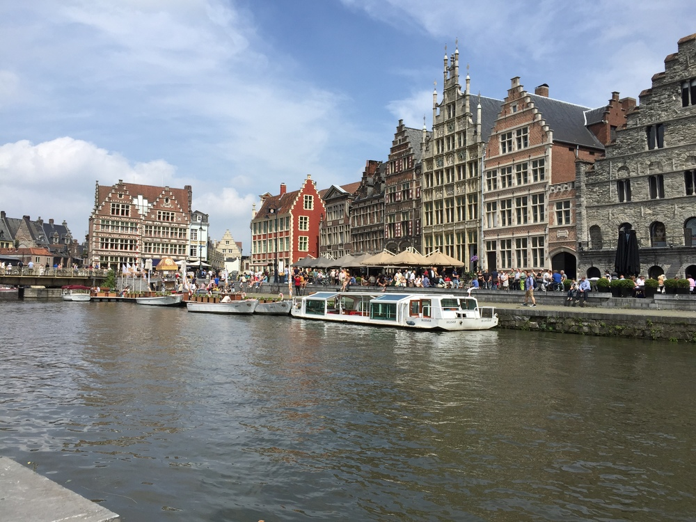 Belgium Part Three � A Day in Ghent | Sea of Atlas