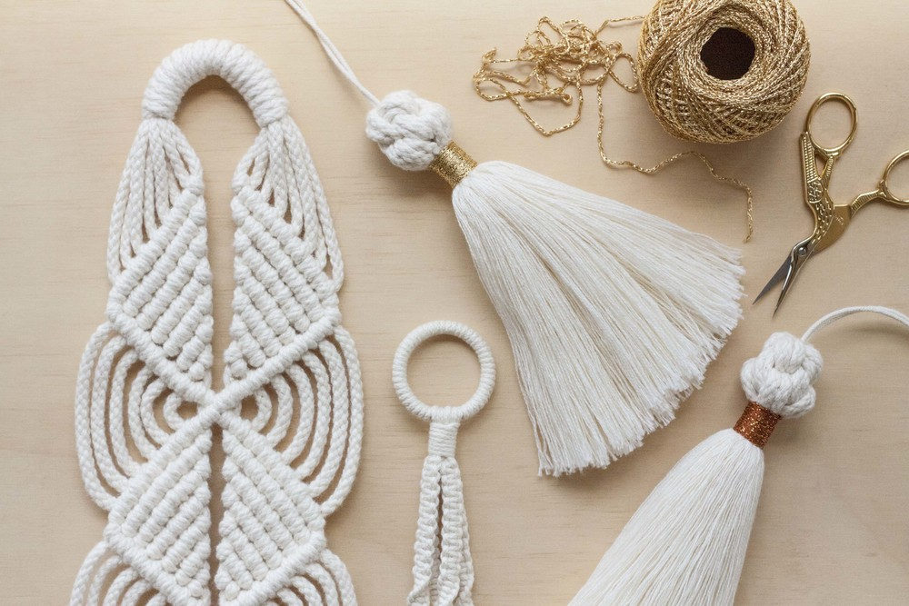 Makers for Makers · Knotty Bloom | Sea of Atlas