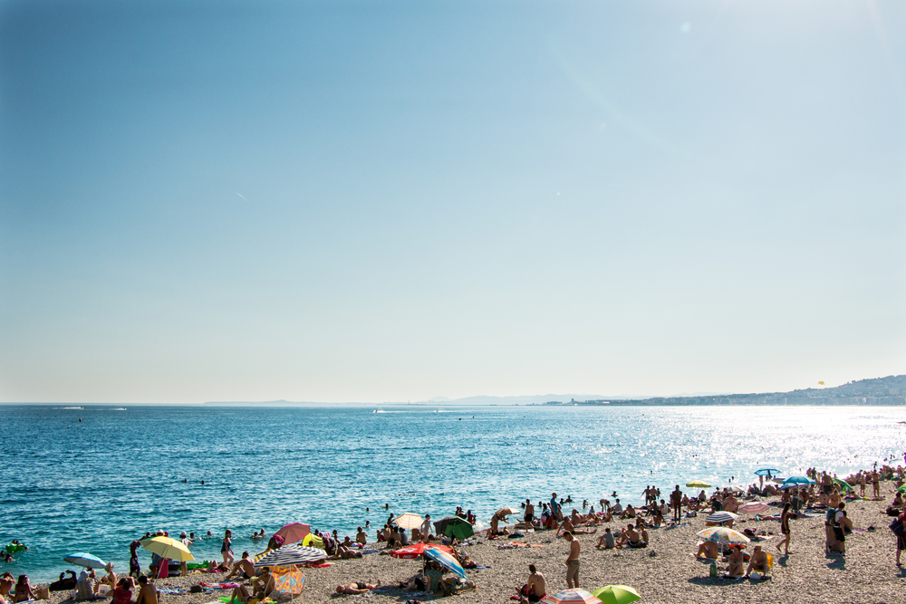 The South of France: Nice | Sea of Atlas