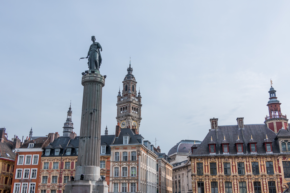 A Day Trip to Lille, France | Sea of Atlas
