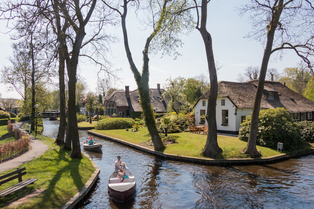 The Netherlands: Dutch Countryside and Villages | Part 01 | Sea of Atlas