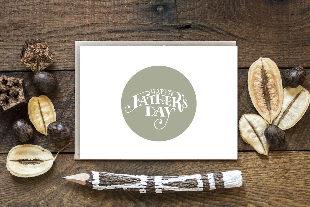 Father's Day Card: Free Download & Print | Sea of Atlas