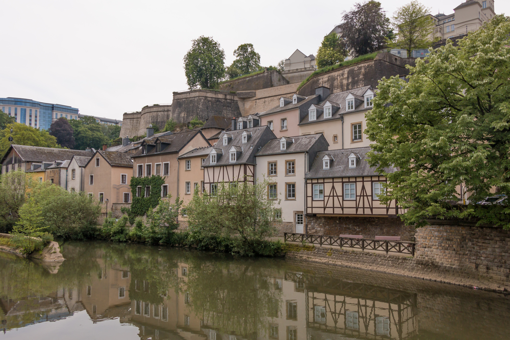 Three Days In Luxembourg City | Sea of Atlas