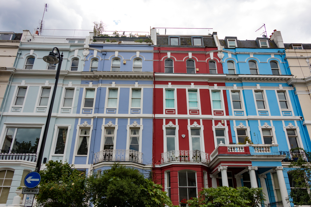 Exploring London: A Walk Around Notting Hill | Sea of Atlas