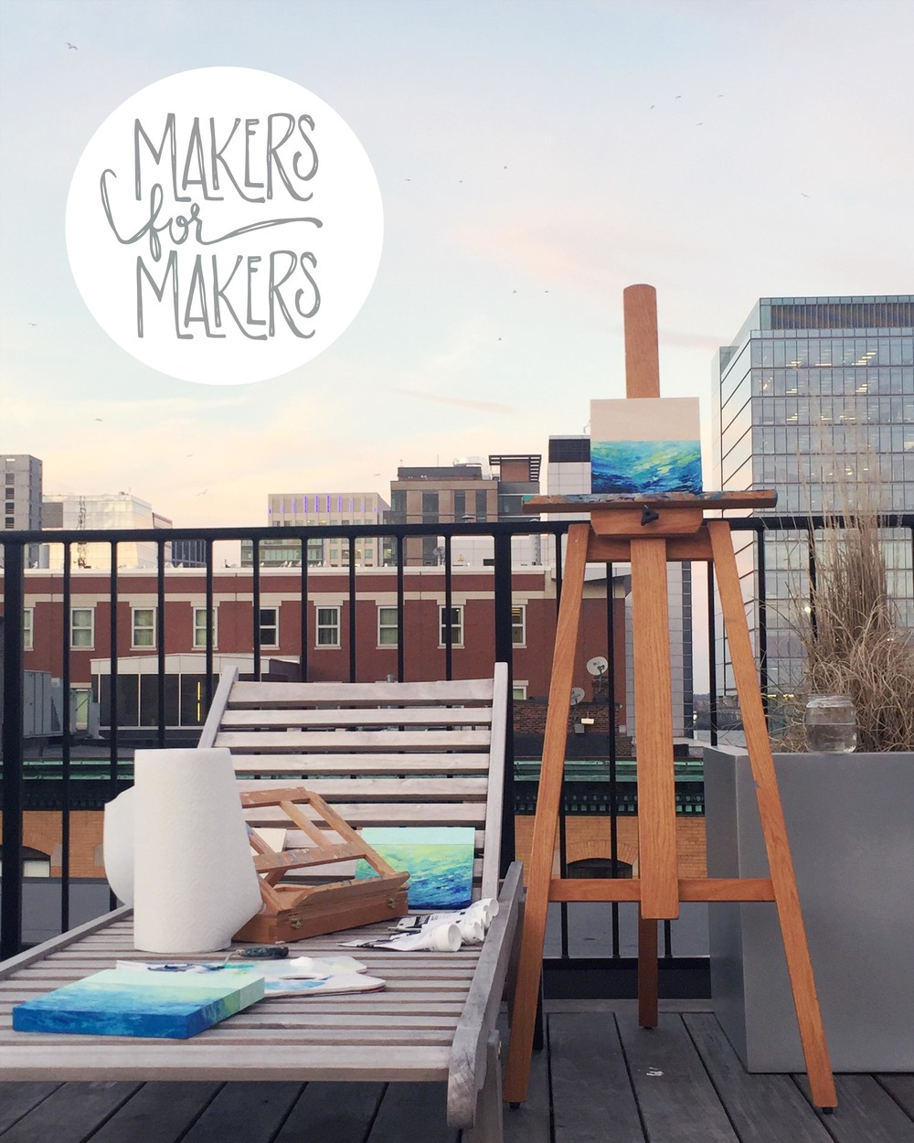 Makers for Makers: Ashley Provencher | Sea of Atlas