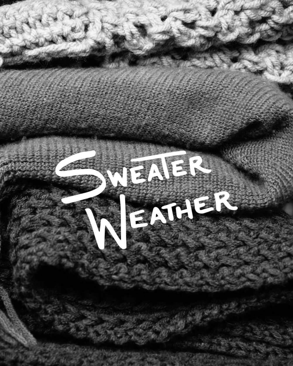 Fall Style Inspiration: Sweater Weather | Sea of Atlas