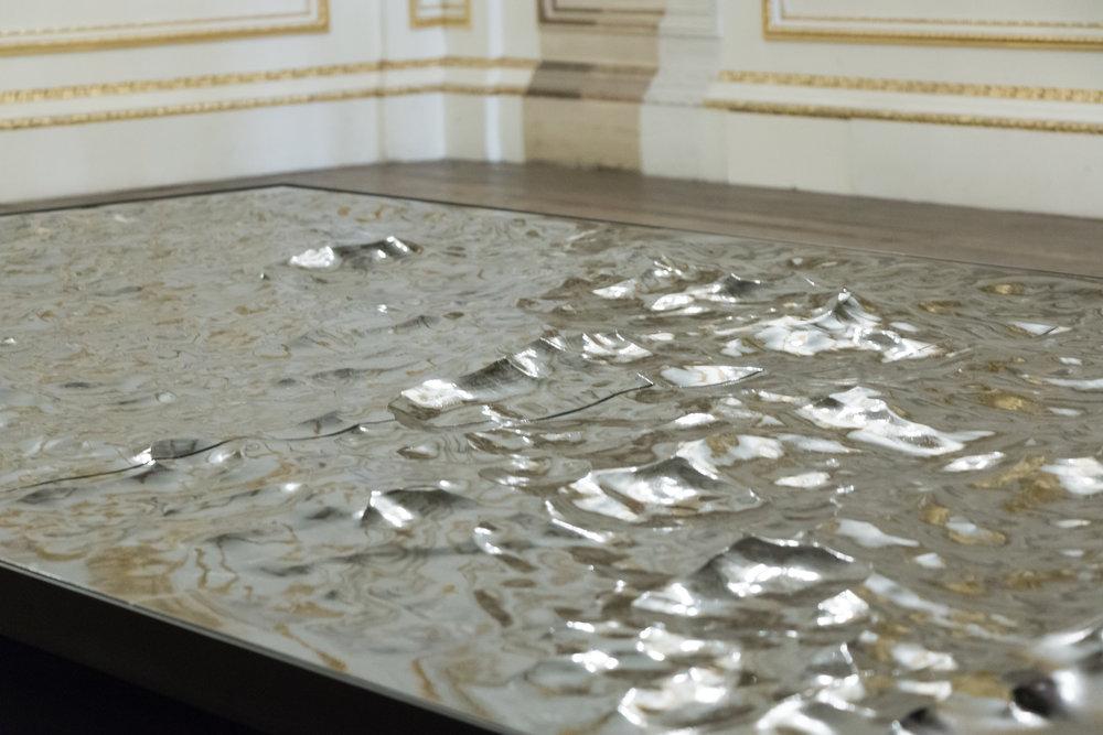 Liquid Marble  by Mathieu Lehanneur