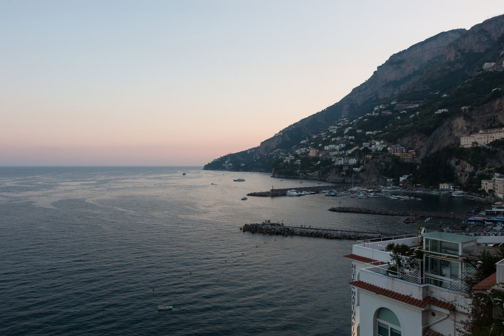 Italy's Amalfi Coast: Part 01, Amalfi | Sea of Atlas