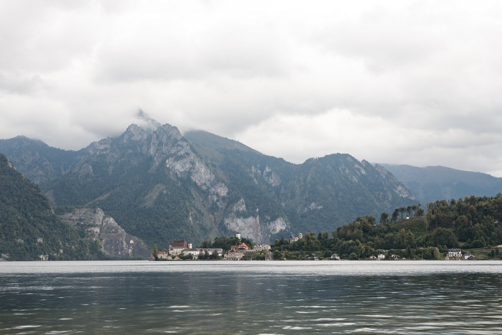 The Austrian and German Alps (Part 01): Salzburg and the Salzkammergut | Sea of Atlas