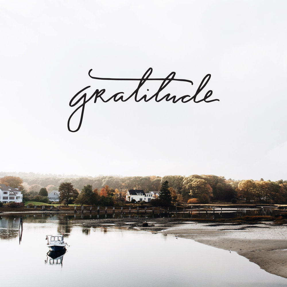 Living A Life of Gratitude | Sea of Atlas