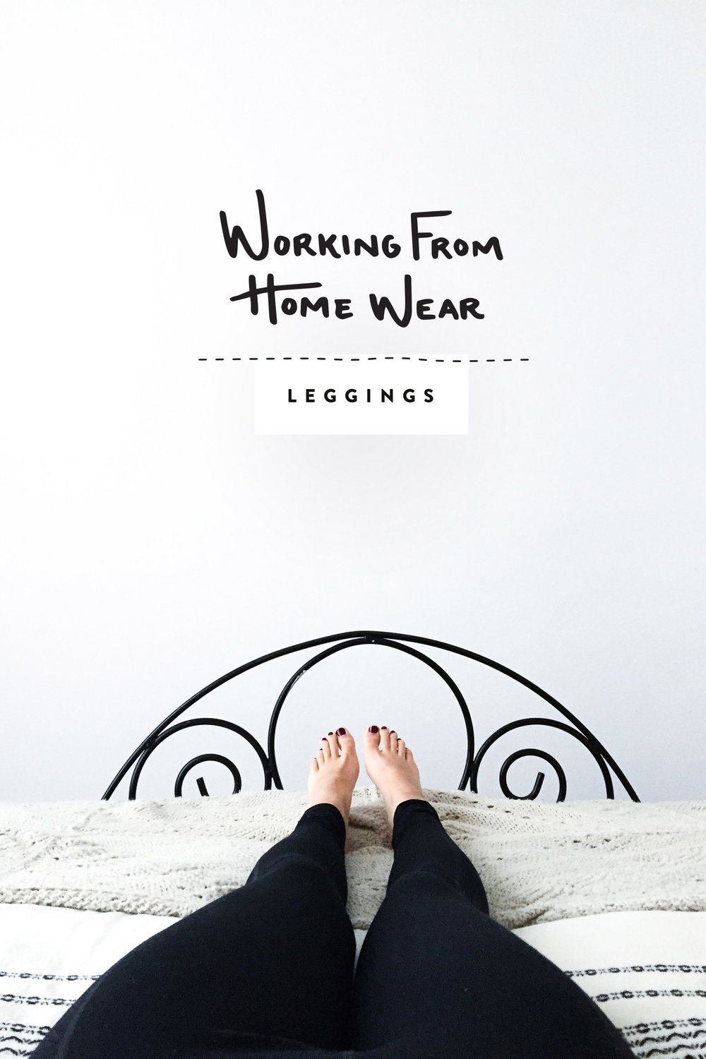 Working From Home Wear: Girlfriend Collective | Sea of Atlas