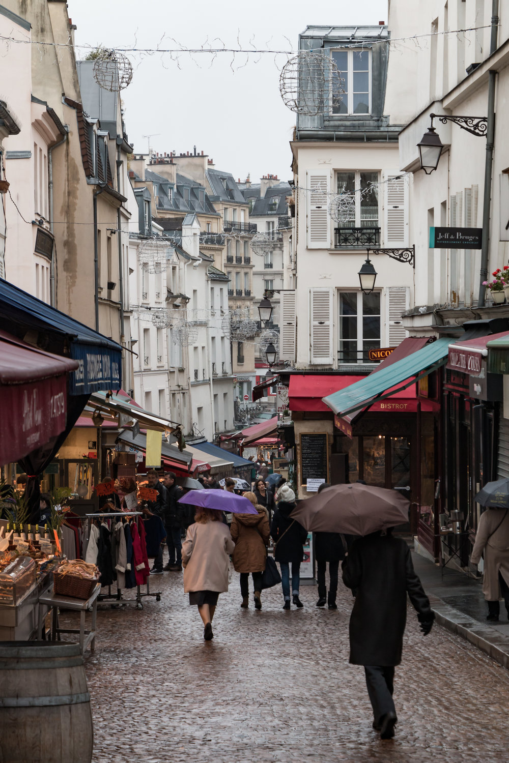 An Autumn Weekend in Paris, France | Sea of Atlas