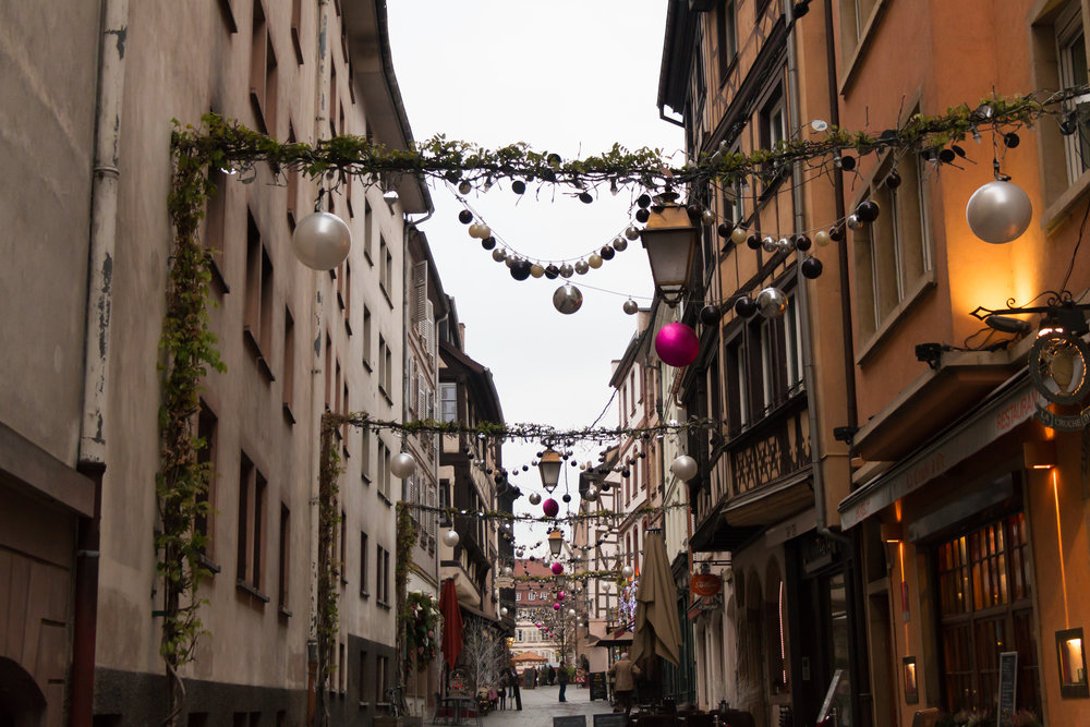 Strasbourg, Alsace, France Christmas Markets | Sea of Atlas