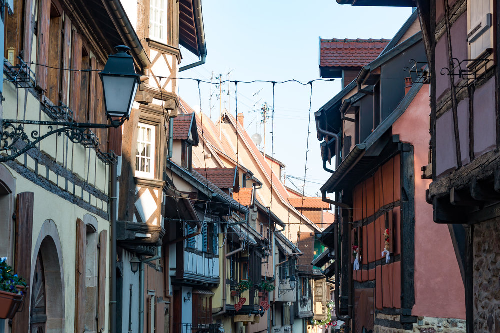 Eguisheim, Alsace, France Christmas Markets | Sea of Atlas