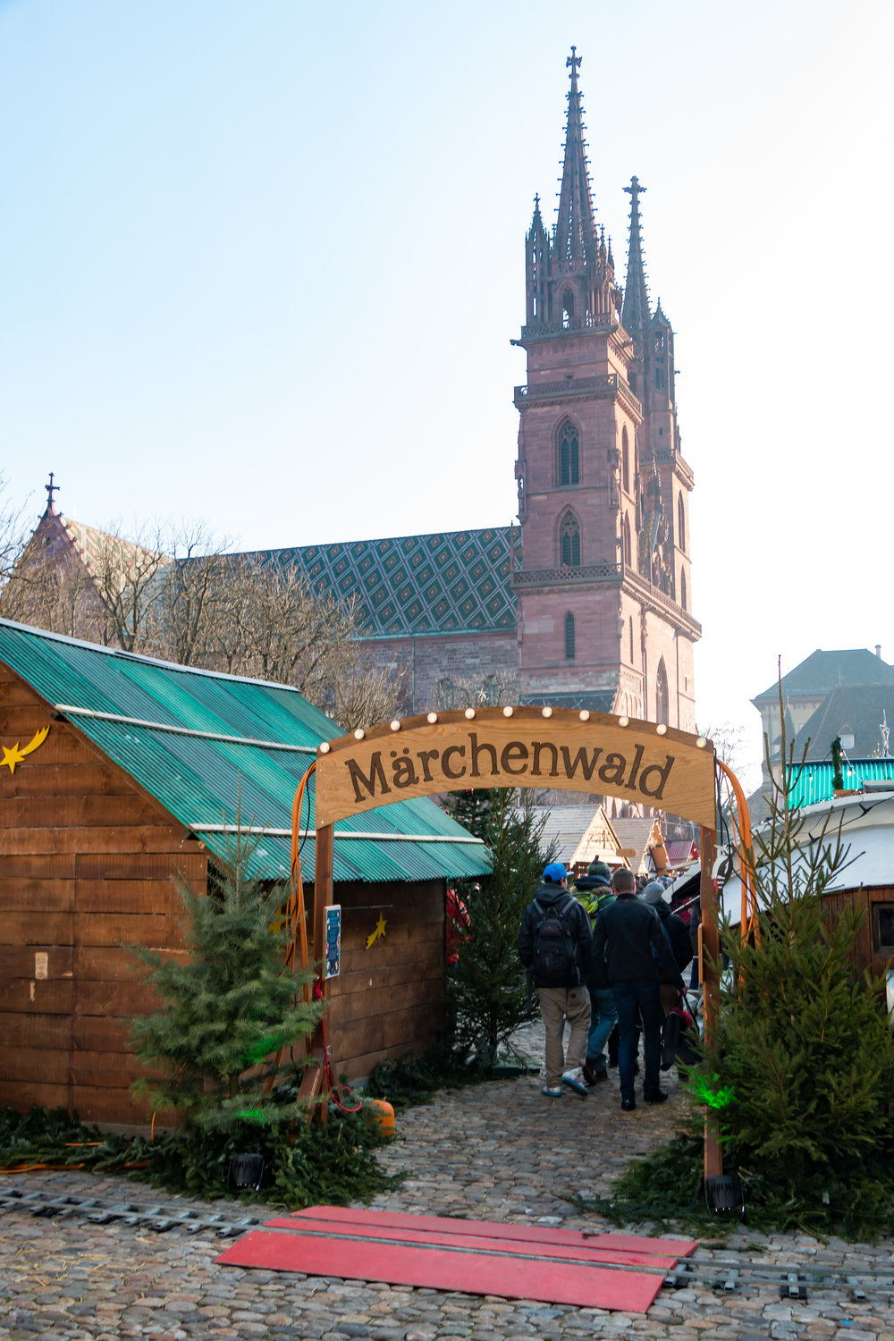 Basel, Switzerland Christmas Markets | Sea of Atlas
