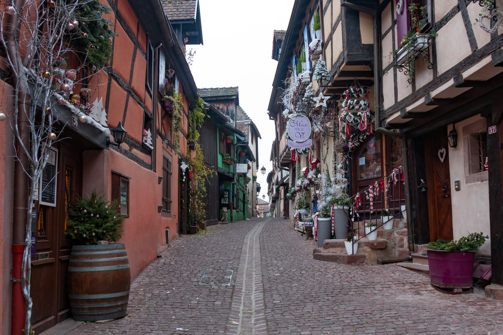 Riquewihr, Alsace, France Christmas Markets | Sea of Atlas